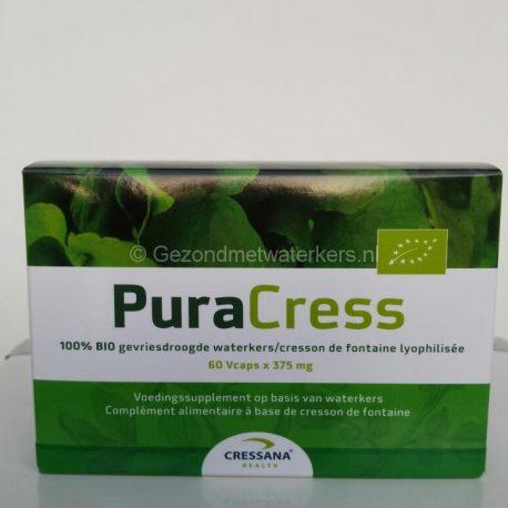 PuraCress - Gezond met Waterkers